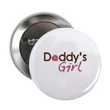 "Daddy's Girl 2.25"" Button (100 pack)"