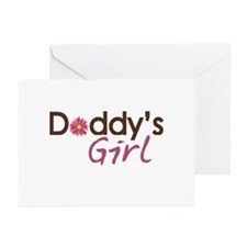 Daddy's Girl Greeting Cards (Pk of 20)
