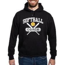 Softball Coach Hoodie