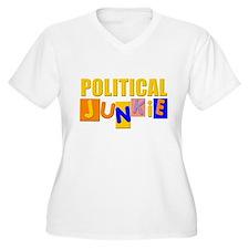 political junkie T-Shirt