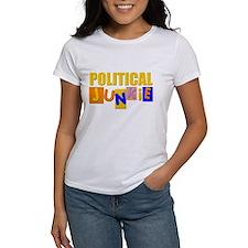political junkie Tee