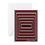 VIBRATION Greeting Cards (Pk of 10)