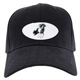 Gypsy horse Black Hat