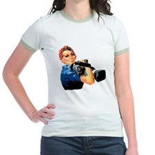 Rosie the Ringer T
