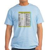 New York PIP Eligibility T-Shirt