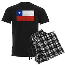 Chilean Flag Pajamas