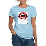 Vampire Fangs Women's Light T-Shirt