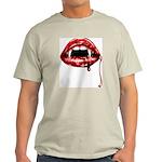Vampire Fangs Light T-Shirt