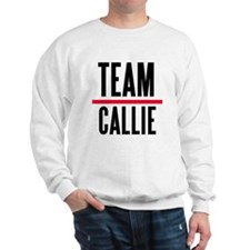 Team Callie Grey's Anatomy Sweatshirt