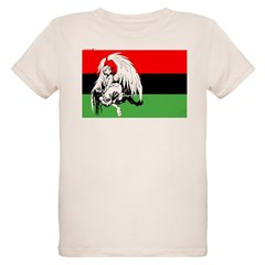 ziontific 'Black Flag' Organic Kids T-Shirt