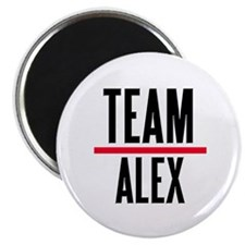 Team Alex Grey's Anatomy Magnet