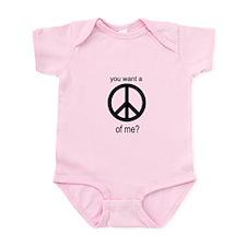 Peace by Piece Infant Bodysuit