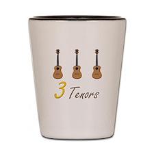 tenor ukulele Shot Glass