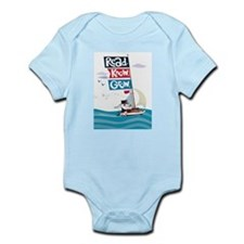 Sea Captain Infant Bodysuit