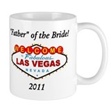 Father/Bride Small Mug