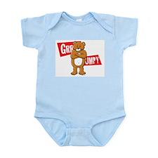 Grumpy Bear Infant Bodysuit