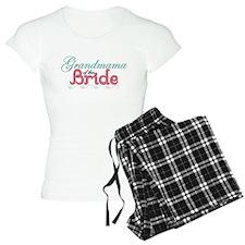 Grandmama of the Bride Pajamas
