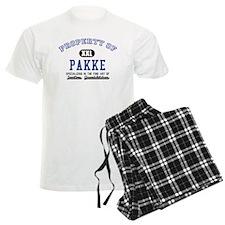 Property of Pakke pajamas