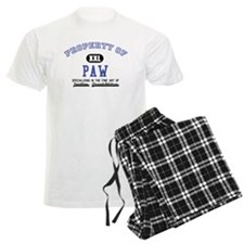 Property of Paw pajamas