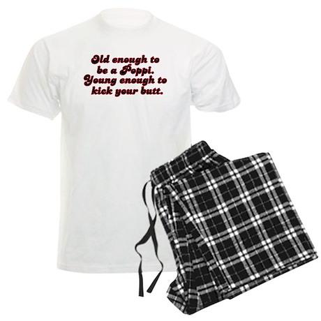 Young Enough Poppi Men's Light Pajamas
