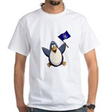 Michigan Penguin Shirt
