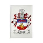 Ridolfi Coat of Arms Rectangle Magnet (10 pack)
