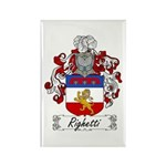 Ridolfi Coat of Arms Rectangle Magnet
