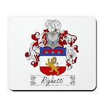 Ridolfi Coat of Arms Mousepad