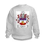 Ridolfi Coat of Arms Kids Sweatshirt