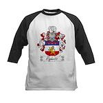 Ridolfi Coat of Arms Kids Baseball Jersey