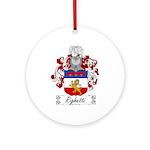 Ridolfi Coat of Arms Ornament (Round)