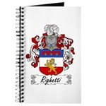 Ridolfi Coat of Arms Journal