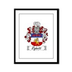 Ridolfi Coat of Arms Framed Panel Print