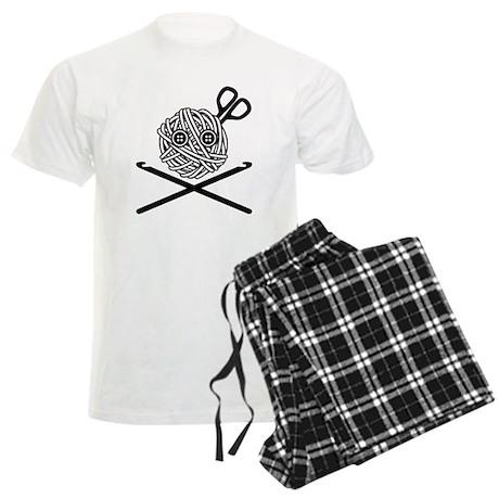 Pirate Crochet Men's Light Pajamas