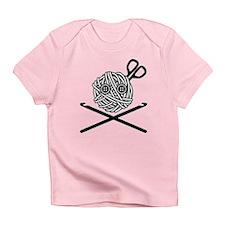 Pirate Crochet Infant T-Shirt