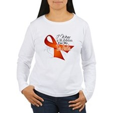 Twin Brother Leukemia T-Shirt