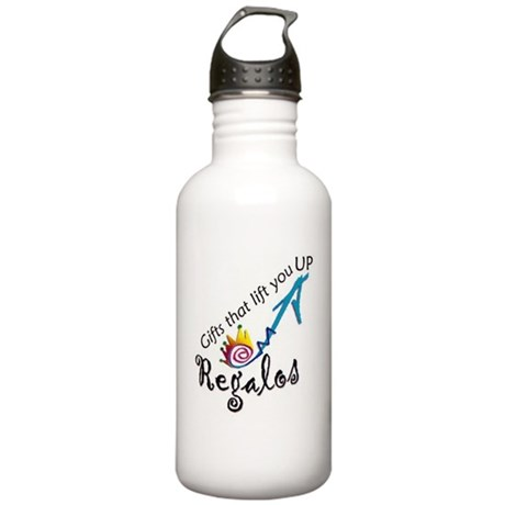 Home Logo Stainless Water Bottle 1.0L