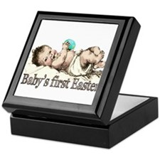 Nostalgic Baby's First Easter Keepsake Box