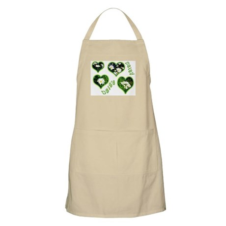 Cheerful Daisies BBQ Apron