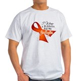 Granddaughter - Leukemia T-Shirt