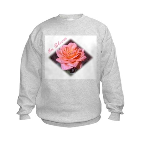 In Bloom Kids Sweatshirt