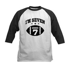 Seven Year Old Football Tee
