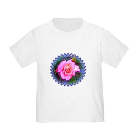 Rose in the Redwoods Toddler T-Shirt