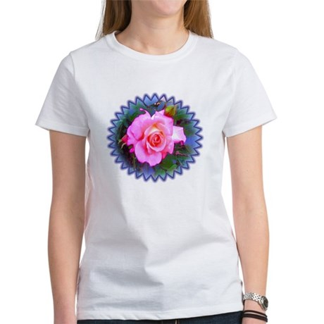 Rose in the Redwoods Women's T-Shirt