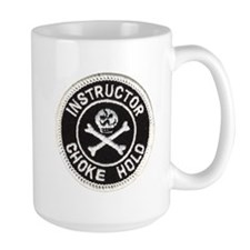 Choke Hold Instructor Mug