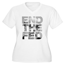 End the Fed Bernanke T-Shirt