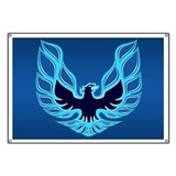 Firebird / Trans Am - Blue Banner