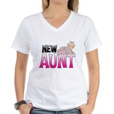 New Aunt,Girl Shirt