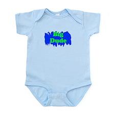 Big Dude Infant Bodysuit