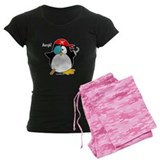 Pirate Penguin pajamas